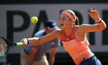 Ostapenko un Sevastova saglabā savas pozīcijas jaunākajā WTA rangā