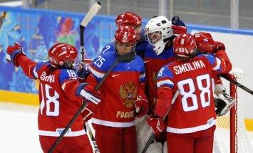 МОК пожизненно отстранил от участия в Олимпиадах шестерых российских хоккеисток