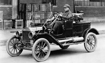 'Ford' atzīmē savu 111. dzimšanas dienu