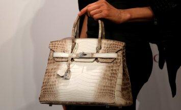 Сумка Hermès Birkin из крокодиловой кожи продана за 300 000 долларов