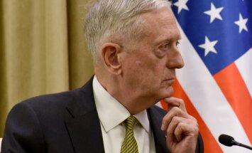 """Пентагон: """"Несомненно, Сирия хранит химическое оружие"""""""