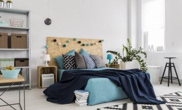 Цветотерапия: как цвет вашей спальни влияет на вашу жизнь
