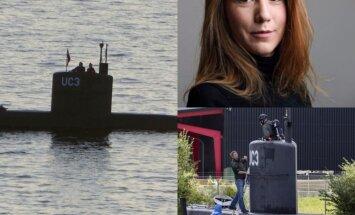Žurnālistes mīklainā nāve Dānija: zemūdenes īpašnieku apsūdz slepkavībā