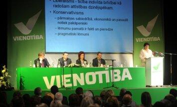 'Vienotība': pilsonības piešķiršana visiem nepilsoņiem apdraudētu Latvijas valsti