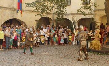 Aicina uz viduslaiku svētkiem un Jaunpils pils 715. jubilejas svinībām