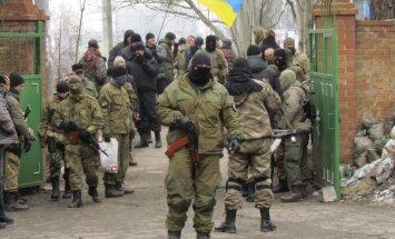 Ukrainas deputāts paziņo par brīvprātīgo vienību 'ģenerālštāba' veidošanu