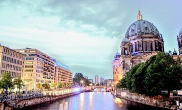 Из-за отмены рейсов в Берлин нарушены планы 600 пассажиров airBaltic