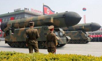 КНДР пригрозила ракетным ударом по базе США на Гуаме