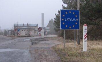 Šķērsojot robežu ar nedeklarētiem 10 000 eiro un vairāk – turpmāk būs sods