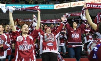 'Dinamo Rīga' biļešu ieņēmumi pērn sarukuši par 35%