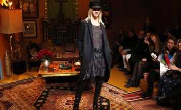 Ginta Lapiņa, H&M, Parīzes modes nedēļa