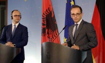 Vācijas ārlietu ministrs: Rietumbalkānu valstu uzņemšana ir ES interesēs