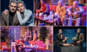 Dailes teātris novembrī viesosies Rēzeknē un Daugavpilī