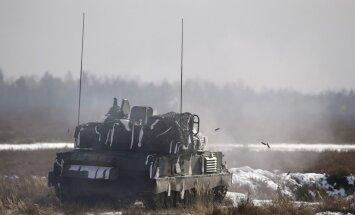 Latvijas drošībai Spānija gatavojas nosūtīt sešus 'Leopard' tankus