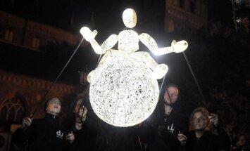 'Baltās nakts' programmā šogad – vairāk nekā 50 mākslas un kultūras projektu