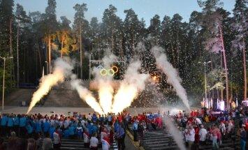 Izsludināts konkurss par tiesībām rīkot Latvijas VII jaunatnes Olimpiādi