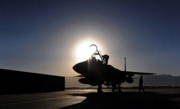 Iespējams, ASV veiktos gaisa triecienos Afganistānā iet bojā 16 cilvēki