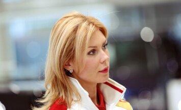 Ineta Radēviča: izlases sporta tērps atgādina, kas es esmu
