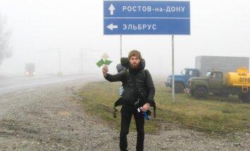 Ceļā uz Pita salu: stopēšana Krievijā un viesmīlīgais Ziemeļkaukāzs (8.daļa)