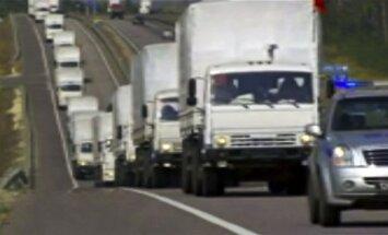 Sarkanais Krusts par Krievijas palīdzību: 'mēs nesaprotam, kas notiek'