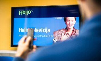 'Lattelecom': 'Helio iTV' nepilnību novēršanas darbi turpinās (precizēts)