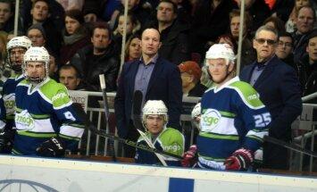 'Mogo' hokejisti virslīgas mačā grūtā cīņā pārspēj 'Zemgale/LLU'