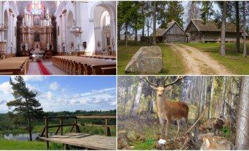 Выходные по-латгальски: что посмотреть в Дагде и ее окрестностях