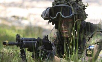 Somija ar ASV risina sarunas par militārās sadarbības līgumu