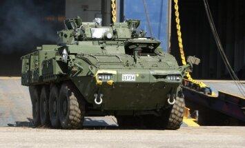 Kanādas vadītajā NATO bataljonā būs tanki, bruņumašīnas un dažādu jomu karavīri