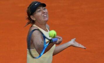 Шарапова впервые за 4 месяца сыграла в четвертьфинале теннисного турнира