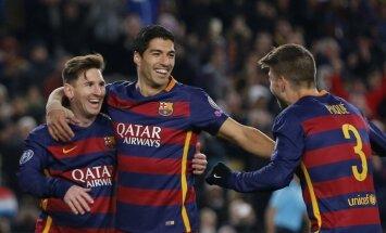 Mediji: Mesi nesteidz pagarināt līgumu ar 'FC Barcelona'