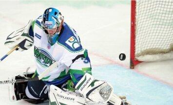 'Jugra' zaudē pirmajā KHL Cerības kausa spēlē