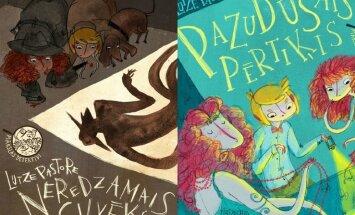 Apgāds 'Neputns' sāk jaunu grāmatu sēriju bērniem 'Mākslas detektīvi'