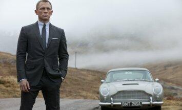 Ķīnā cenzē jauno 'Džeimsa Bonda' filmu