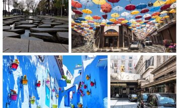 Astoņas neparastas ielas, kas pārsteigs pat pieredzējušus ceļotājus