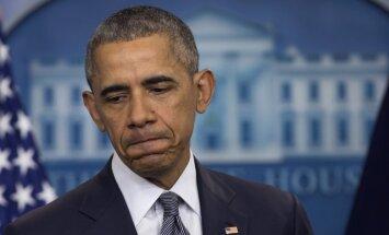 Obamas atvadu uzruna gaidāma 10. janvārī