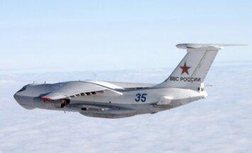 Šauļos bāzētie NATO iznīcinātāji naktī pavadījuši 11 Krievijas kara lidmašīnas