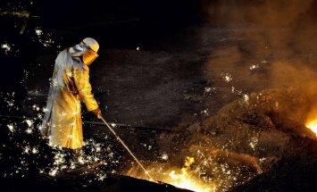 Pasaulē lielākā tērauda kompānija 'ArcelorMittal' aiziet no Krievijas