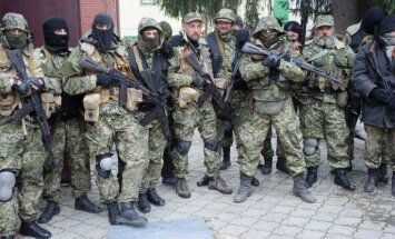 Ukrainas drošības dienests publisko krievu diversantu sarunas