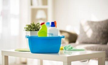 10 работ по дому, которые нужно делать всего раз в год