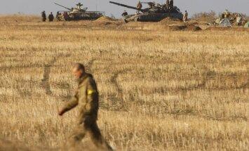 Ukrainas spēki apturējuši kaujinieku virzīšanos pie Mariupoles