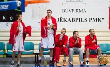 'Jēkabpils' basketbolisti svarīgā 'Aldaris' LBL duelī pārliecinoši uzvar 'Barons/LDz'