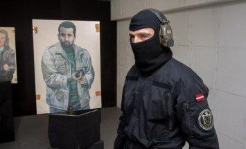 Saistībā ar starptautisko drošības situāciju amatpersonām rīko speciālas mācības
