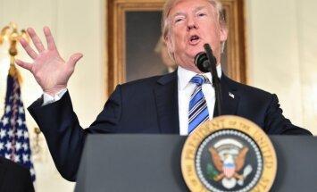 """Россия """"заплатит большую цену"""" за поддержку Асада, объявил Трамп"""