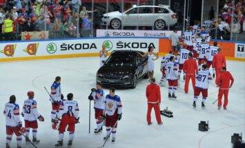 IIHF World Championship-2015. Canada vs. Russia.