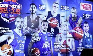 Latvijas-Igaunijas basketbola Zvaigžņu spēlē līdzjutēji var izvēlēties 'džokeru'