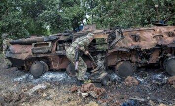 ES: Krieviju sagaida jaunas sankcijas, ja trīs dienu laikā tā nemainīs aktivitātes Ukrainā