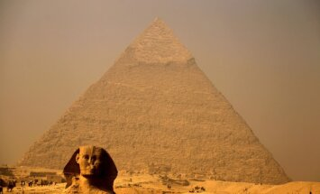Ēģiptes piramīdas