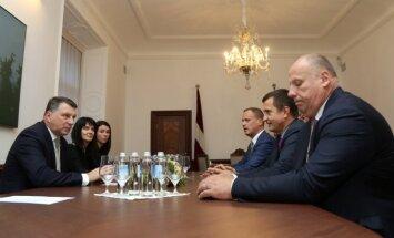 СЗК подтвердил Вейонису готовность работать в коалиции шести партий