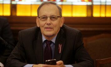 Galvenais apdraudējums ir kodolieroči Krievijā, uzskata Kiršteins